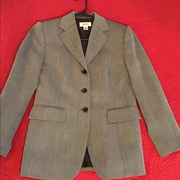 Talbots Jackets & Blazers - Talbots Suit Jacket Petite Size 2
